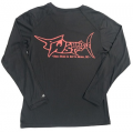 Marlin Outline Ladies Long Sleeve Performance Shirt
