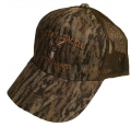 Deer Bottomland Camo with Olive Mesh Cap