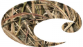 Costa Mossy Oak Small Decal