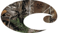 Costa Realtree Small Decal