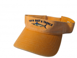 Youth Marlin Visor Tangerine